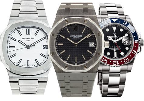 Which way now for for Rolex, Patek Philippe and Audemars
