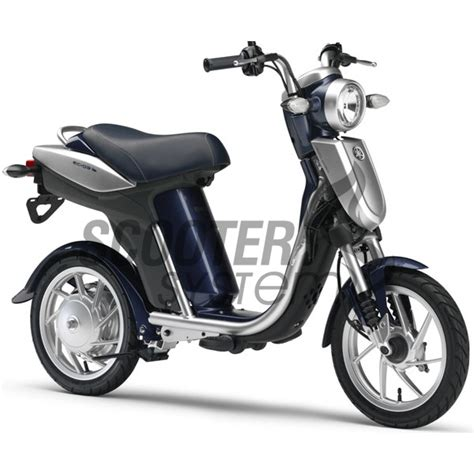 Yamaha EC-03 - Guide d'achat scooter 50