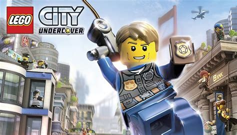 LEGO City Undercover Free Download (Update 1) « IGGGAMES