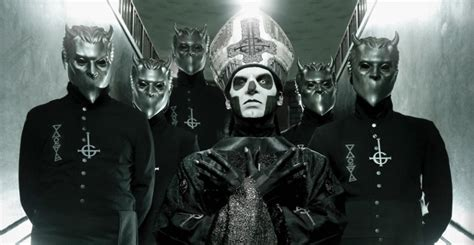 Un nouvel album de Ghost au printemps 2018 ? | Média Metal