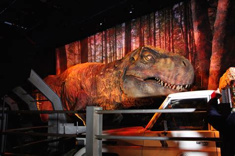 Jurassic World: The Exhibition opens in Melbourne - Meld
