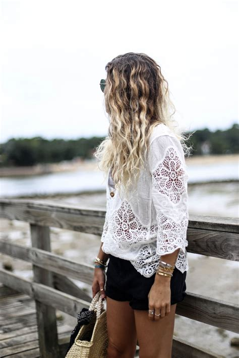 Blouse blanche - Marie and Mood - Blog mode et lifestyle