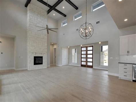 Living Room With 20 Foot Ceiling   Austin, Texas   Homes