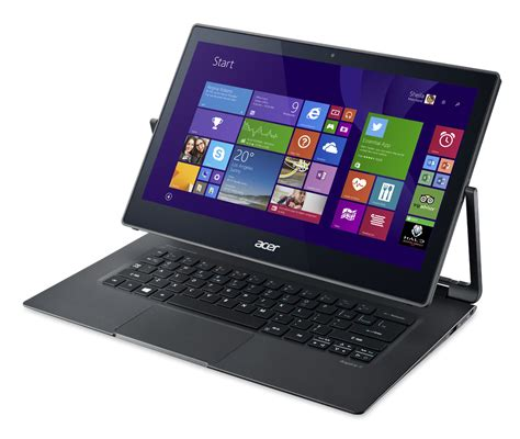 Acer announces Aspire R13, R14 convertibles and larger