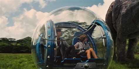 'Jurassic World': A Look Behind The Scenes Of Steven