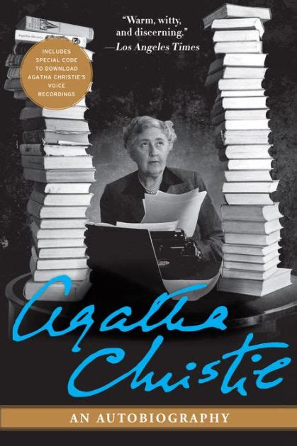 An Autobiography by Agatha Christie, Paperback | Barnes