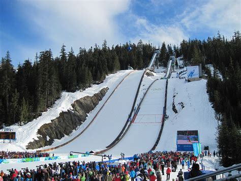 Whistler Olympic Park – Wikipedia