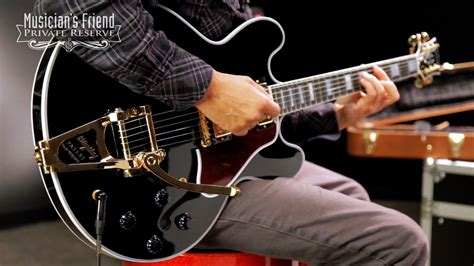 Gibson ES-355 Bigsby Semi-Hollow Electric Guitar - YouTube
