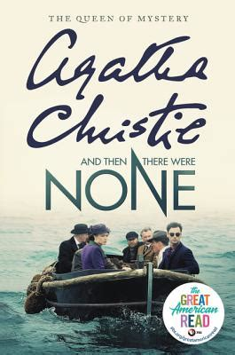 And Then There Were None book by Agatha Christie | 44