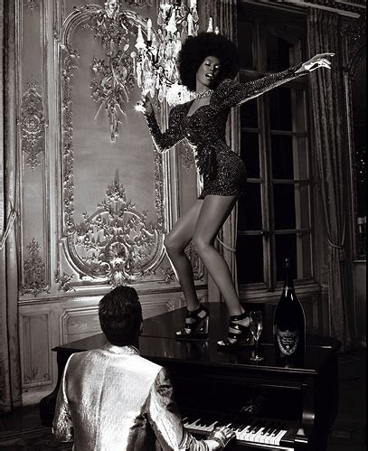 If It's Hip, It's Here (Archives): Karl Lagerfeld's Sexy
