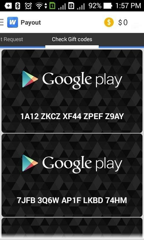 These discounted Google Play cards give you free cash to