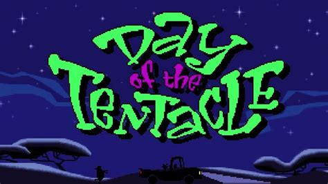 Double Fine news: Day of the Tentacle Special Edition
