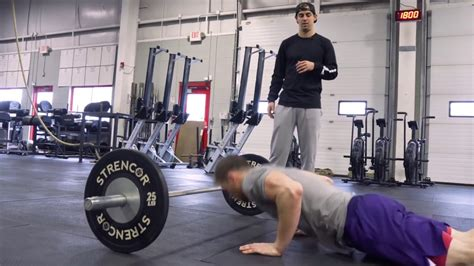 Make Your Bar Facing Burpees Easier! Burpee Efficiency