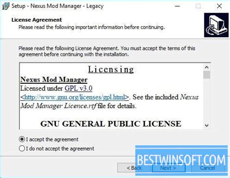 Nexus Mod Manager for Windows PC [Free Download]