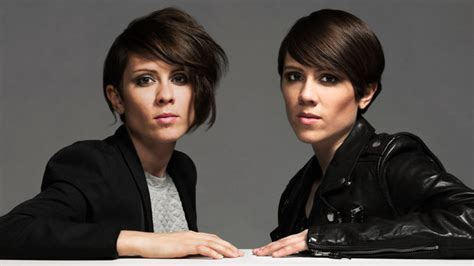 Tegan Quin (of Tegan and Sara) Tells Us What It's Like To
