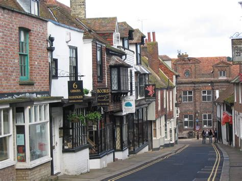 Rye (England) – Travel guide at Wikivoyage