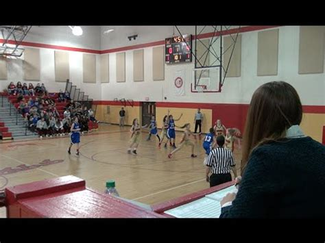 FMS Gym Gets New Bleachers and Scoreboards - YouTube