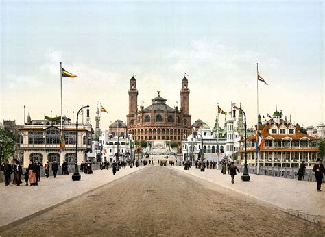 File:The environs of the Trocadero, Exposition Universal