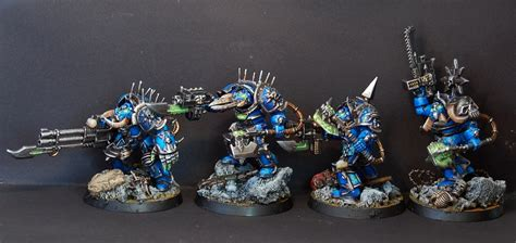Super Massive Beast: Alpha Legion Terminators - ready to