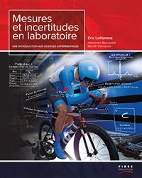 Mesures et incertitudes en laboratoire — Une introduction