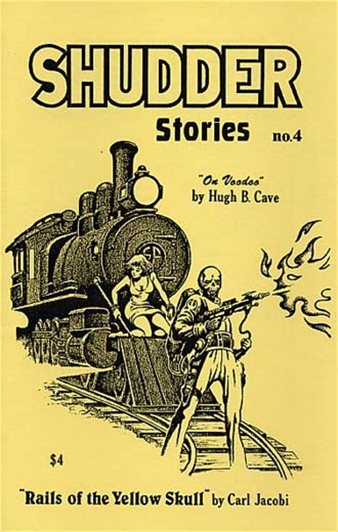 Shudder Stories #4 - Cryptic Publications