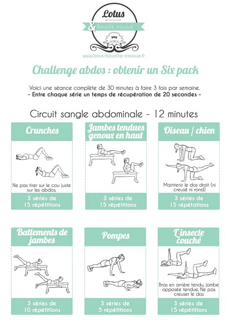 """Challenge """"six pack"""" abdominaux - Partie 1 #fitfrenchies #"""