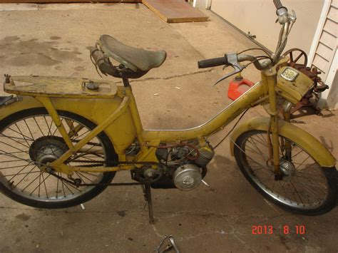 1964 peugeot bb [by dirtycurt] — Moped Army