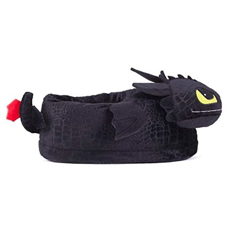 Sleeper'z - Chaussons Peluche Krokmou - Dragons - Homme