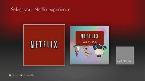 """Netflix """"Just For Kids"""" Now Available on Xbox 360"""