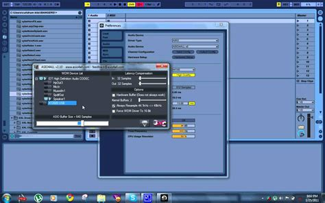 Asio4All Troubleshooting / Set Up TUTORIAL -- Asio Drivers