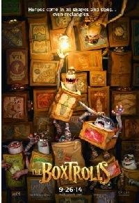 'The Boxtrolls' Goes for the Dark and Dour and Ends Up