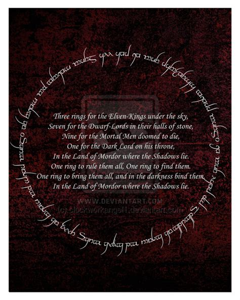 Famous Quotes From Lord Of The Rings