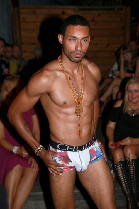The Chulo Underwear Fashion Show at The Ritz | Get Out