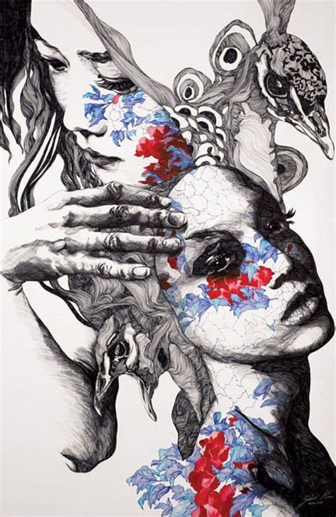 Art and Life Hybrids by Gabriel Moreno « Illustration
