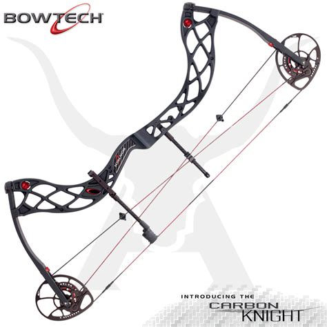 BOWTECH CARBON KNIGHT COMPOUND BOW 2014 MODEL FROM APEX