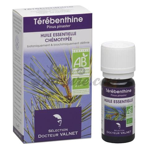 DOCTOR VALNET Turpentine Essential Oil 10ml on sale in our