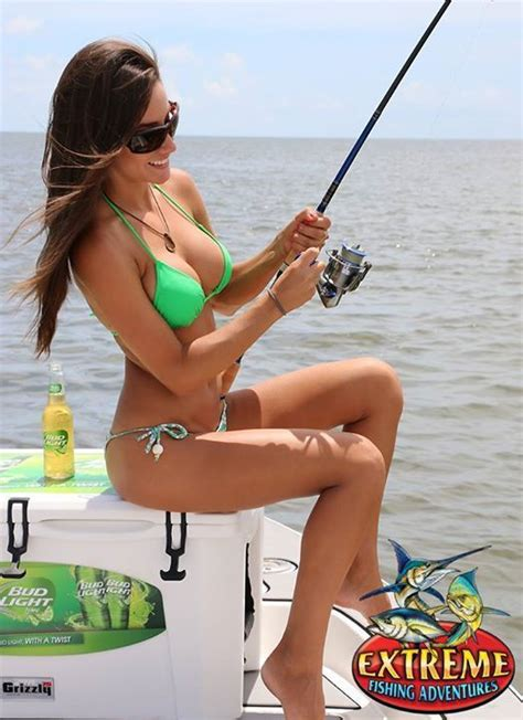 Fishing with Luiza! 21 Pics | WilliBoards127 - Thrill On