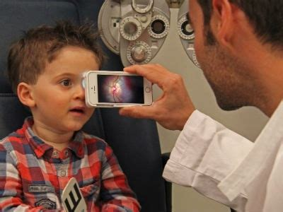 D-EYE to Introduce iPhone 7 Ophthalmoscope System and