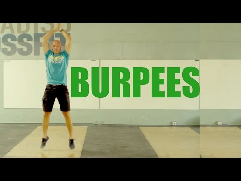 Crossfit Workout (HSPU, C2B pull-ups, Burpees | Pyramid