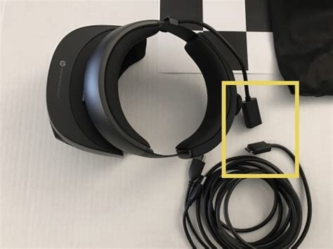 Getting Started with Immersive Mixed Reality Headset